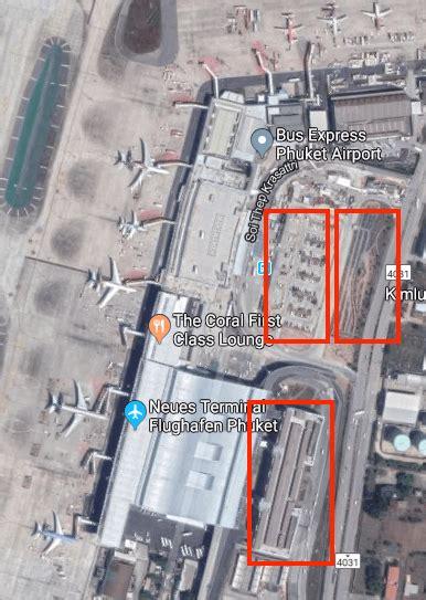 parken am flughafen flughafen phuket hkt zurechtfinden infos transport