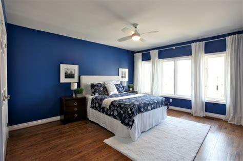 Zimmer Farbe Blau by Schlafzimmer Blau 50 Blaue Schlafbereiche Die Schlaf