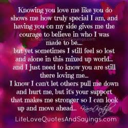 Do You Love Me Quotes