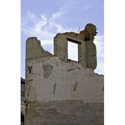 Encyclopedia Of Forlorn PlacesRhyolite Nevada
