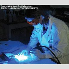 Optics In Forensics Separating Science From Fiction