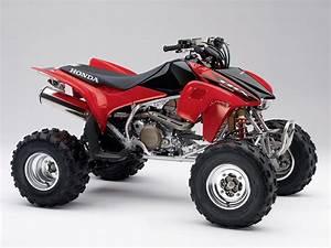 2006 HONDA TRX 450 R ATV wallpaper