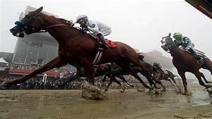 Justify wins foggy Preakness, keeps Triple Crown bid alive ...