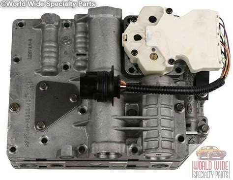 transmission control 1997 ford aerostar electronic valve timing ford mazda cd4e valve body 1994 1996 w solenoid pack lifetime warranty ebay