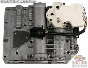 Ford  Mazda Cd4e Valve Body 1997 Solenoid Pack  Lifetime Warranty