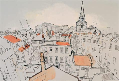 europe united kingdom artwork drawings traditional art