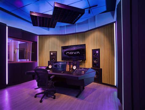 Recording Studio Lighting - Limbic Media