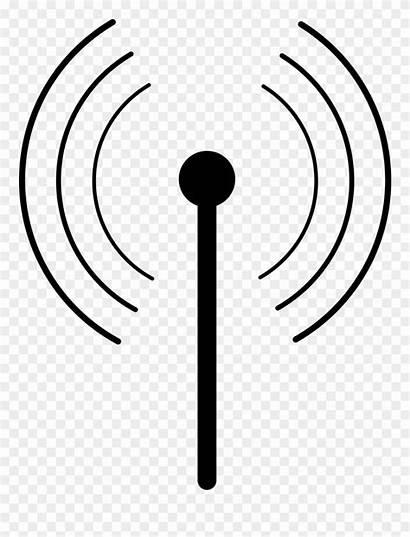 Antenna Radio Clip Pinclipart Clipart