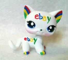 eBay LPs Shorthair Cats Customs