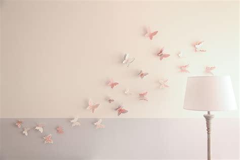 stickers papillon chambre bebe stickers papillon chambre bebe collection avec deco