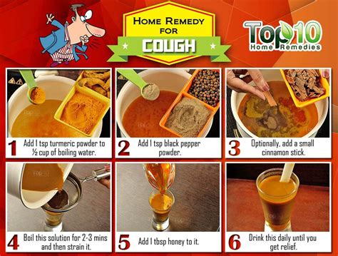 Home Remedies For Cough  Top 10 Home Remedies