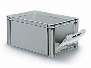Bac De Rangement Avec Couvercle : boite plastique avec couvercle ~ Teatrodelosmanantiales.com Idées de Décoration