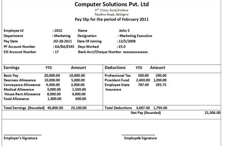top   payslip templates word templates excel