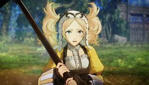 Fire Emblem Warriors Screenshots Introduce Robin Lissa