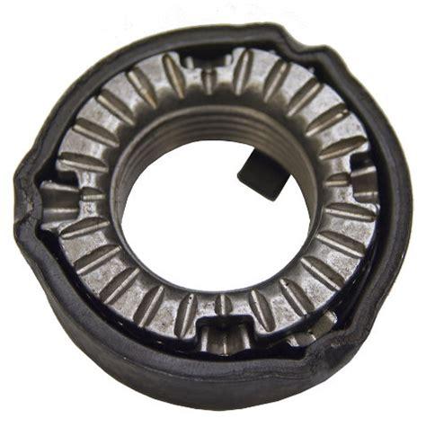 topkickkodiak front knuckle spindle axle wheel bearing nut