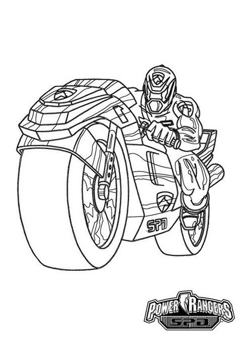 Kleurplaat Dino Power Rangers by Power Rangers Spd Coloring Pages To Print Coloring Home