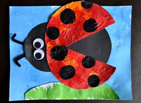 eric carle inspired bug she s crafty 686 | Luke Ladybug