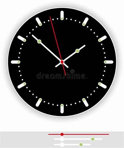 Clock Dial Face Analog Horloge Countdown Visage