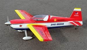 Edge 540 25 45 U0026 39  U0026 39  Electric Rc Airplane Arf Red  Missing