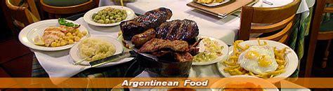 cuisine argentine alimentação na escola de espanhol