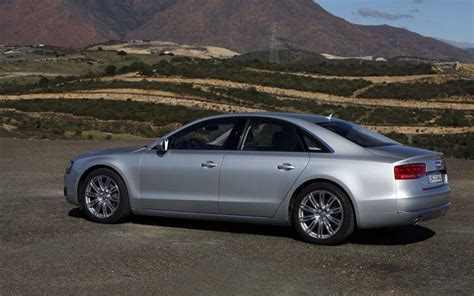2011 Audi A8 Reviews And Rating  Motor Trend