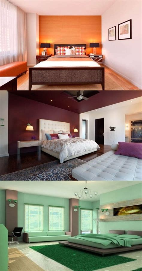 bedroom colors  moods main color interior design
