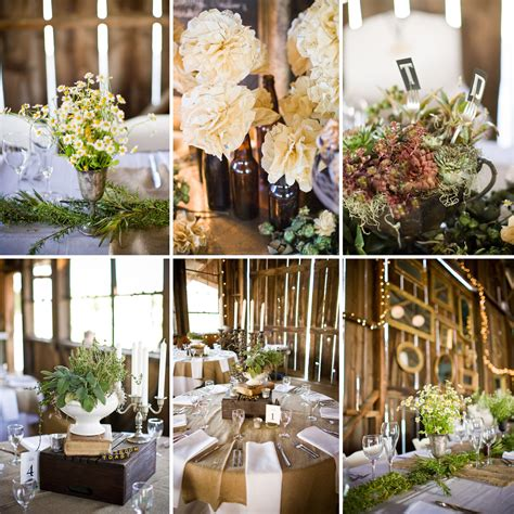 Wedding Decoration Ideas by Real Weddings Chic Western Wedding Ten Thirteen Design