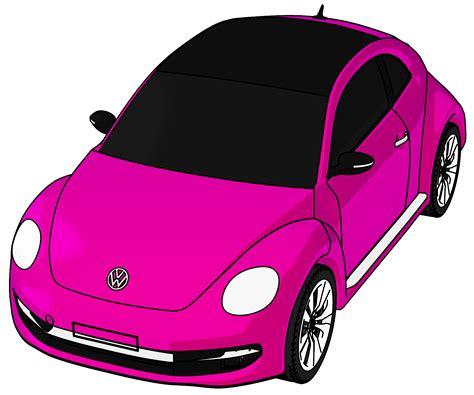 volkswagen beetle clipart vw volkswagen beetle perspective view cartoon clipart png