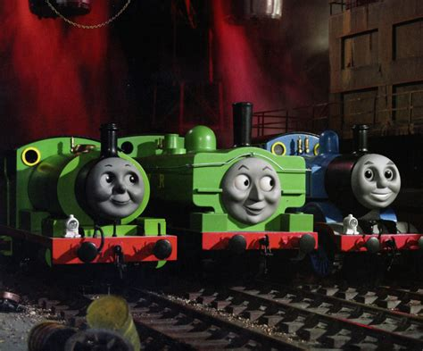 scaredy engines gallery