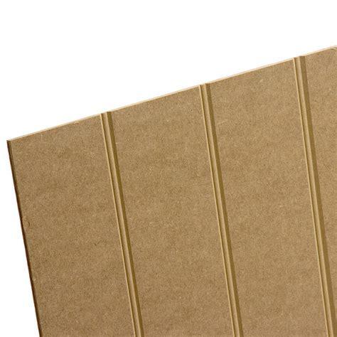 MDF Bead & butt match board (Th)6mm (W)811mm (L)1220mm