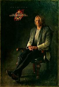 CATCHING FIRE - Katniss, Haymitch and Cinna's Victory ...
