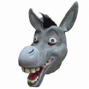 Donkey mask 'Shrek' - MisterMask nl