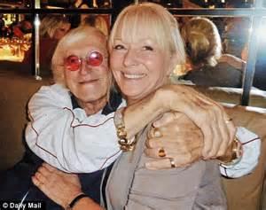 Jimmy Savile love child: Georgina Ray, 40, claims it's not ...