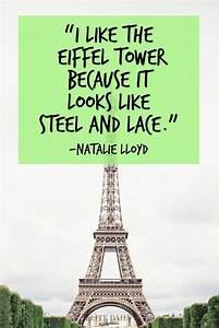 25+ best Paris ... Light Tower Quotes