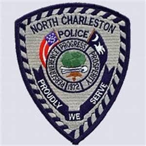 South Carolina Police Patch