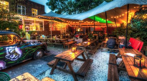 the magic garden here are the best beer gardens in london daily star