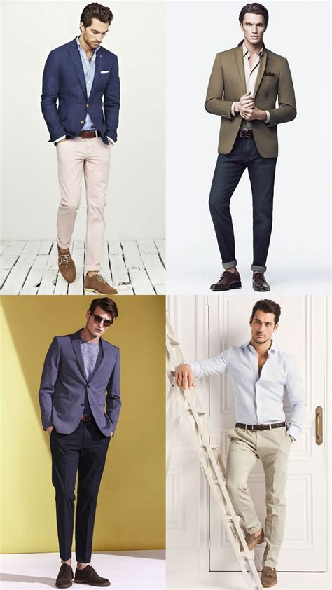 Menu0026#39;s Smart-Casual Dress Code Outfit Inspiration Lookbook | Menu0026#39;s Style | Pinterest | Smart ...