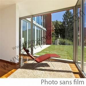 Film Pour Vitre : film miroir sans tain mir 500x pose exterieure film effet ~ Melissatoandfro.com Idées de Décoration