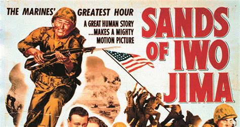 The Hero's Adventure In Sands Of Iwo Jima