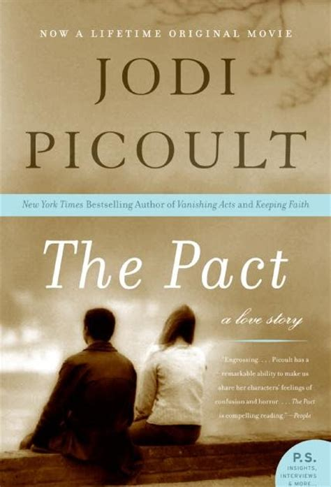 Simply Books The Pact By Jodi Picoult