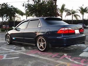 Khmerlbckid 2000 Honda Accordlx Sedan 4d Specs  Photos