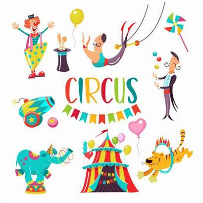 Circus Clipart Illustration Vector Clip Performer Graphics