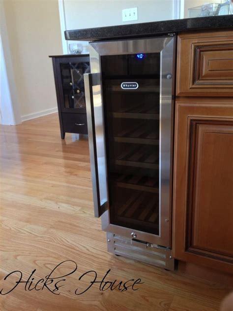 wine refrigerator cabinet built in best 25 wine fridge ideas on asian decanters