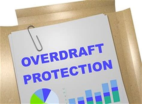 overdraft protection   credit apply