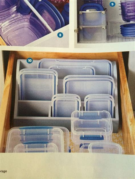 17 Best ideas about Tupperware Storage on Pinterest