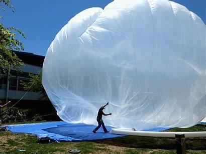 Google Loon Project Internet Balloons Balloon Floating