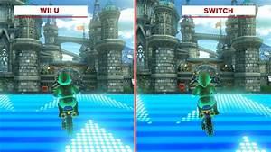 Mario Kart Wii U : mario kart 8 deluxe graphics comparison wii u vs switch youtube ~ Maxctalentgroup.com Avis de Voitures