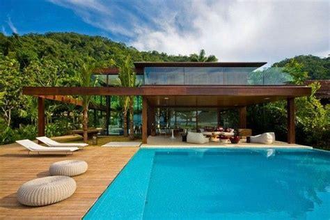 A Stunning House Near Rio De Janeiro Coast : Spa-like Residence In Rio De Janeiro