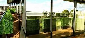 Sichtschutz Für Balkongeländer : balkon sichtschutz mit vertikalem garten g nstig effektiv ~ Markanthonyermac.com Haus und Dekorationen
