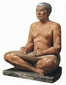 Escriba sentado The Seated Scribe – 4th or 5th Dynasty ...